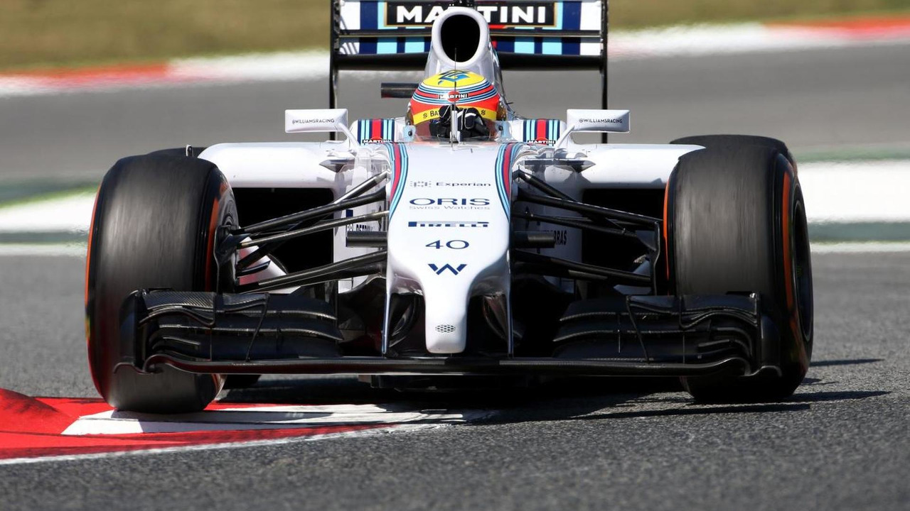 Felipe Nasr (BRA), third driver, Williams F1 Team, 09.05.2014, Spanish Grand Prix, Barcelona, Spain, Practice Day / XPB