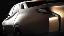 Mitsubishi GR-HEV concept teaser photo