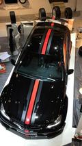 TIKT Mercedes-Benz C63 AMG Black Baron