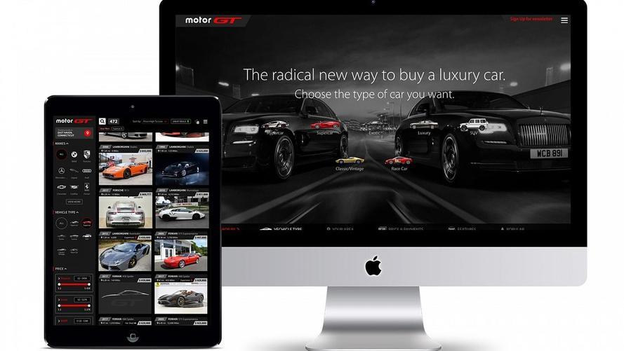 Motorsport Network traz a venda de carros de luxo para era digital com o MotorGT.com