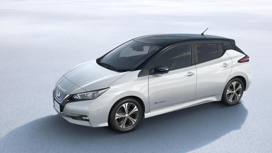 Les États-Unis enthousiasmés par la nouvelle Nissan Leaf