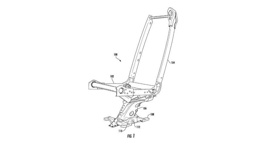 Tesla Patents A Freestanding Seat That's Clever And Complicated