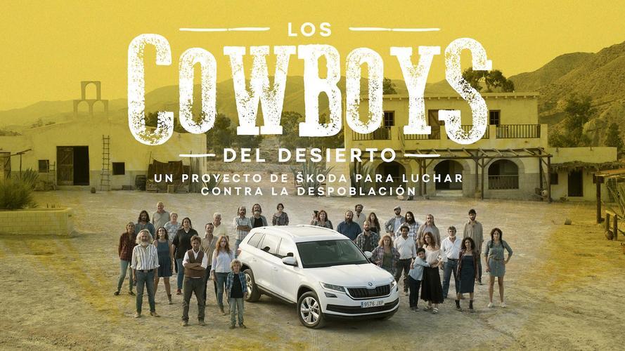 Skoda: Los Cowboys del Desierto