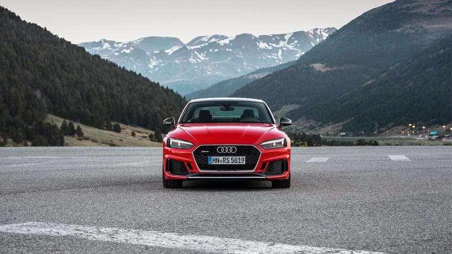 Audi RS4 Avant és RS5 Carbon Edition