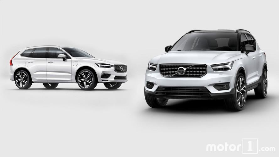 Volvo XC40, ağabeyi XC60'a karşı ne durumda?
