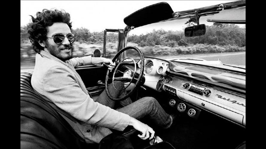 All'asta la Chevy Bel Air di Bruce Springsteen