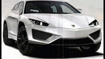 Novo SUV da Lamborghini deverá chegar ao mercado apenas em 2017