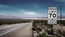 Em Nevada, só a máxima serve para a faixa da esquerda