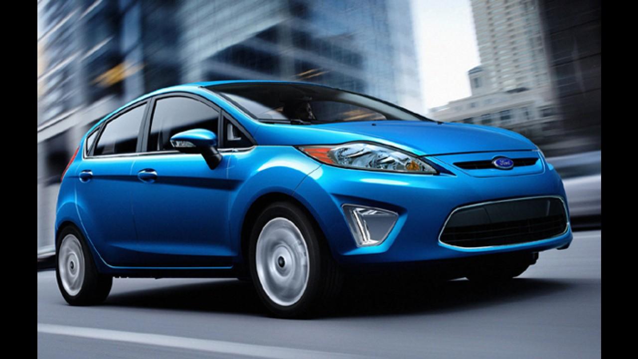 REINO UNIDO, outubro: Ford lidera e BMW Série 3 é destaque