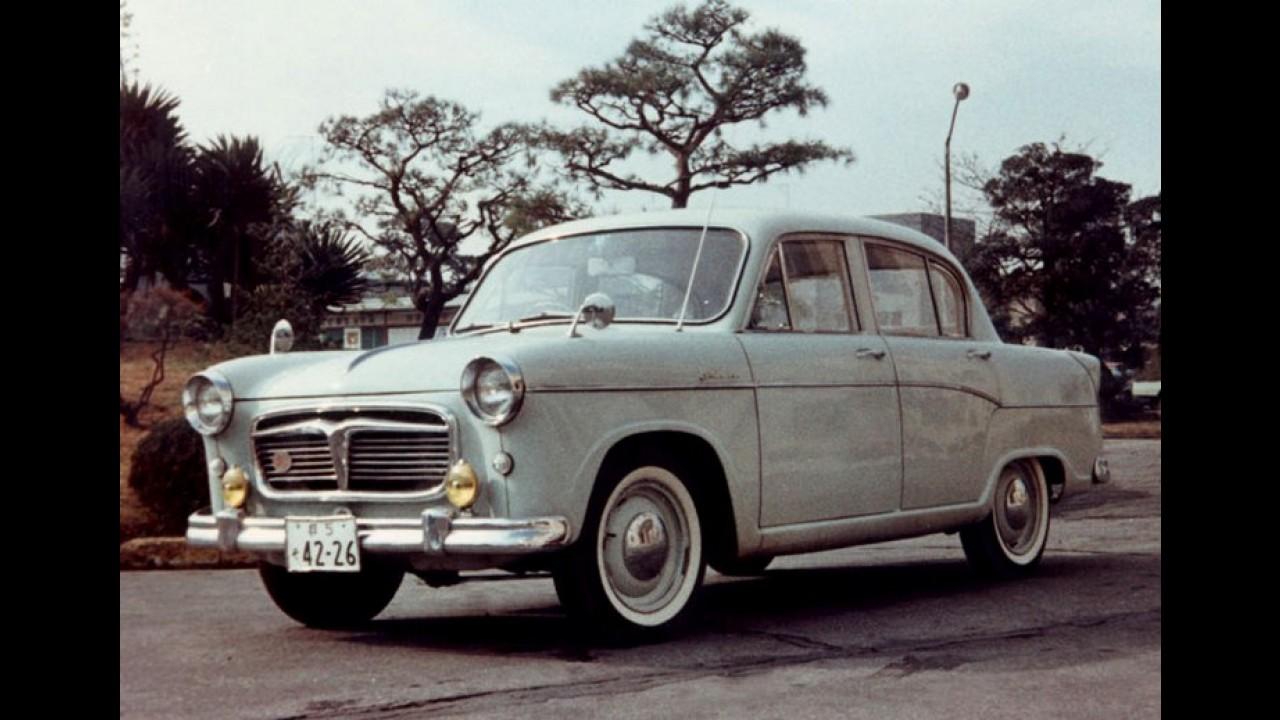 Controladora da Subaru, Fuji Heavy Industries celebra o 60º aniversário