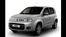 Fiat Uno ganha duplo airbag e freios ABS de série na versão de entrada Vivace