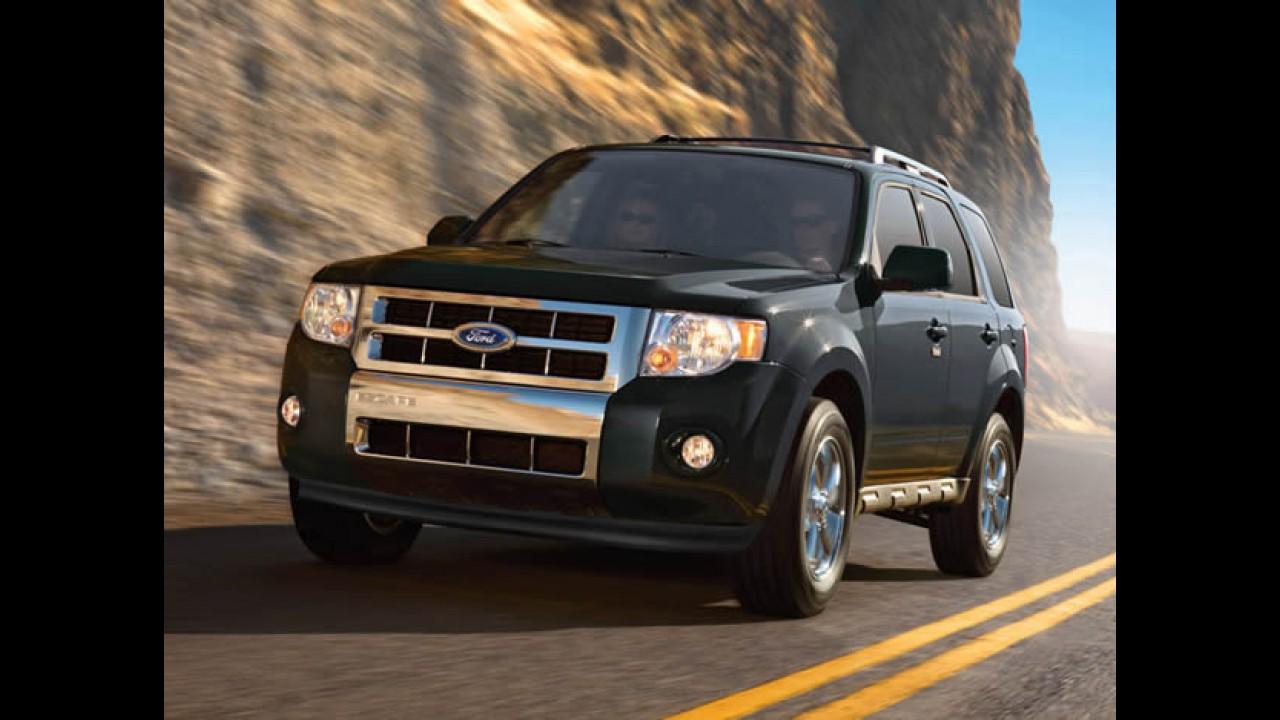 Canadá, agosto: Ford F-Series e Hyundai Elantra se destacam