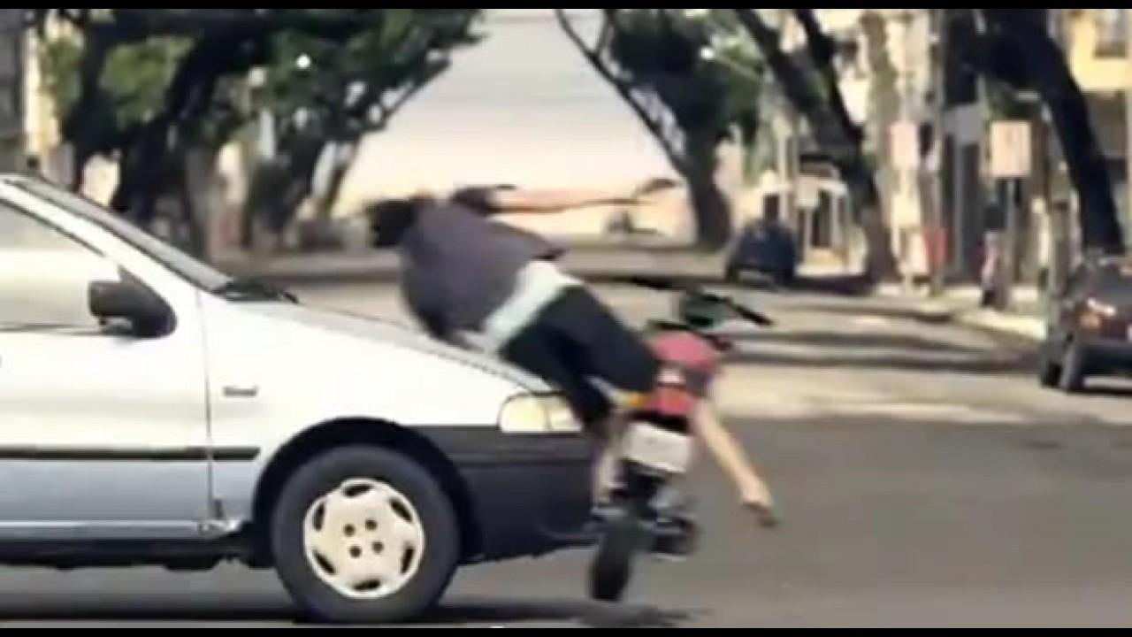 VÍDEO: Governo de Pernambuco lança campanha forte contra imprudência de motociclistas