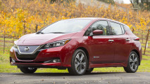 Test Nissan Leaf 2018