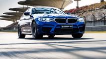 BMW körrekord - Shanghai International Circuit