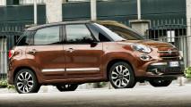 Fiat e Lancia, le auto della promozione