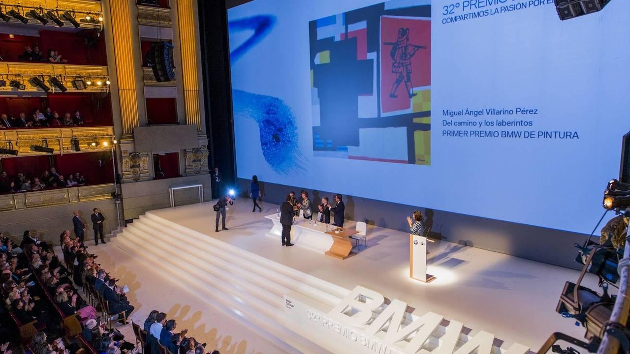 Premio BMW de Pintura 2017