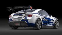 Scion FR-S Race Car 09.1.2012