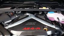 Abt AS4-R V6 Bi-turbo engine