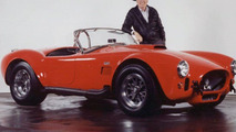 Carroll Shelby with red 427 Cobra
