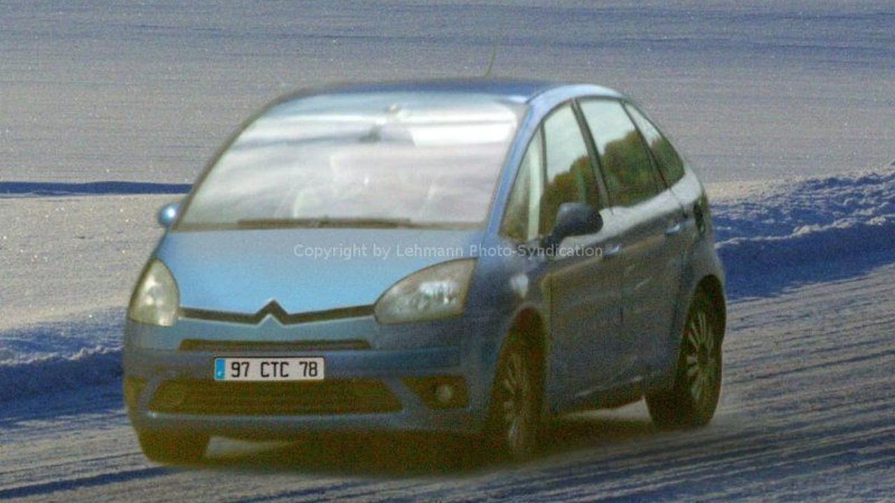 New Citroen Picasso II short wheelbase