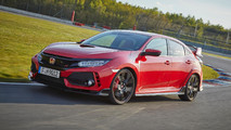2017 Honda Civic Type R mega galeri