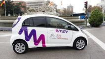 Citroën C-Zero emov
