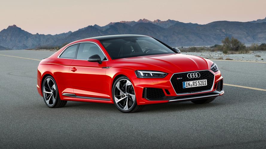 Audi Sport, 2018'e kadar altı adet RS modeli geleceğini doğruladı