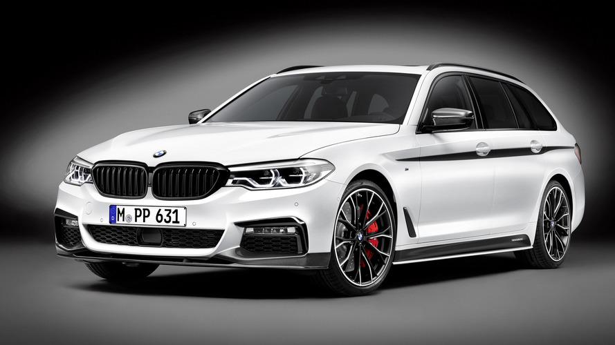 2017 BMW 5 Serisi Touring - M Performance