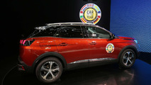 Peugeot 3008 is Car of the Year 2017