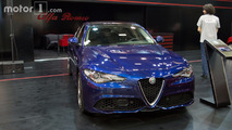 Alfa Romeo Giulia ailesi - 2017 İstanbul Autoshow