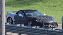 Chevrolet Corvette ZR1 Convertible Spy Photos