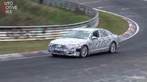 2019 Audi S8 screenshot from spy video