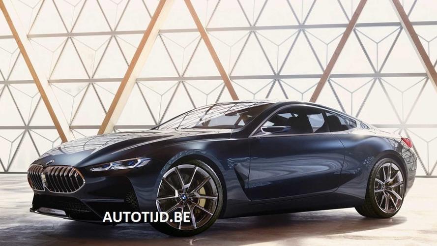 La BMW Série 8 est déjà là !
