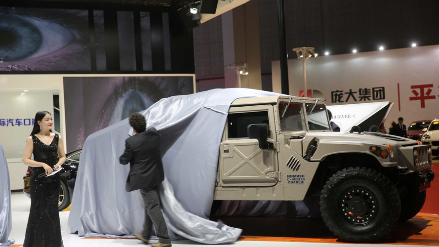 You Can Now Buy A Brand New, 25-Year Old Hummer H1