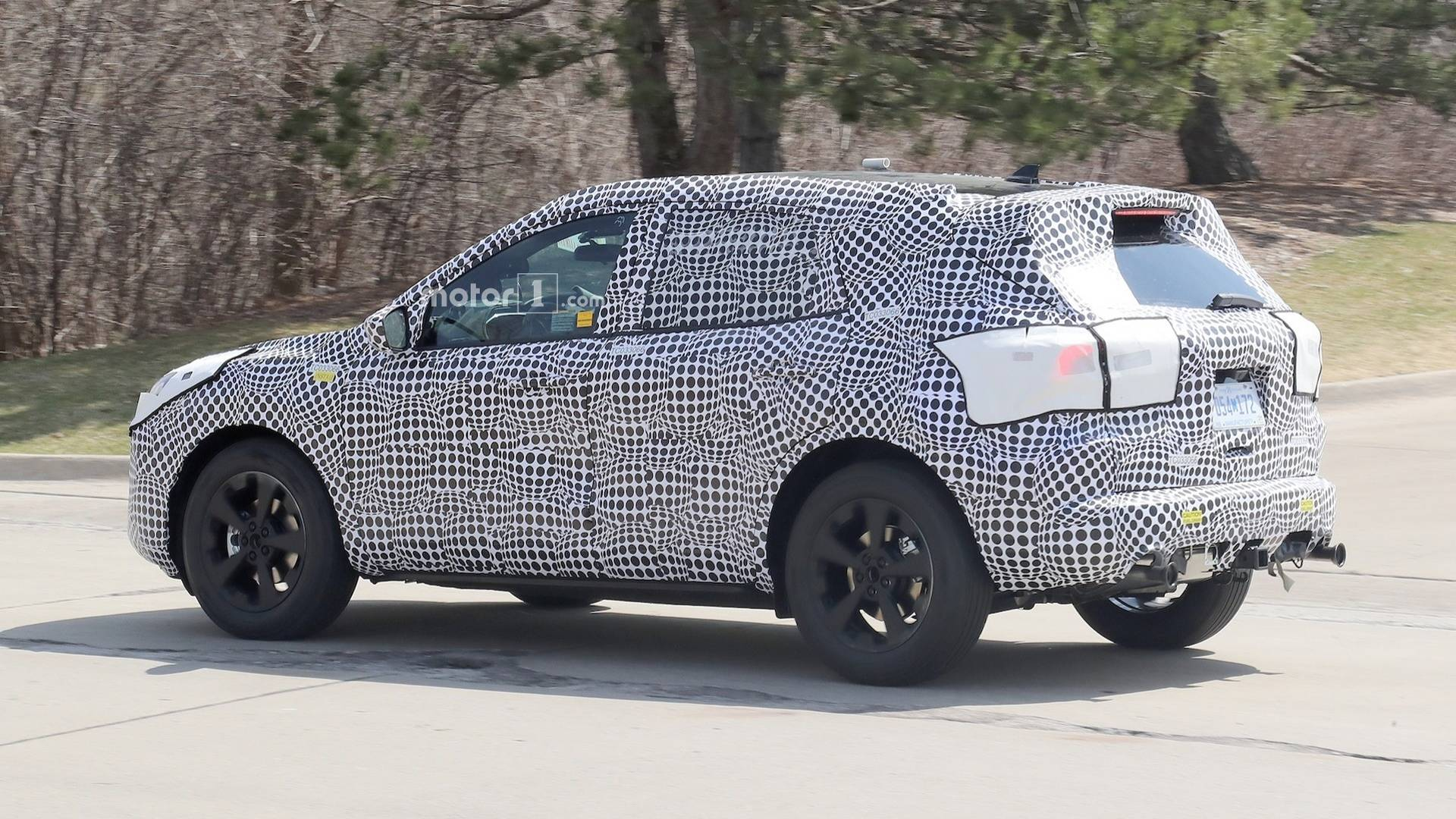 2020-ford-​escape-spy​-photos