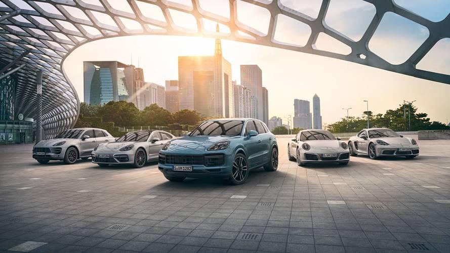 Porsche Flex Drive