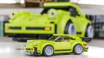 Porsche 911 Turbo de Lego a tamaño real