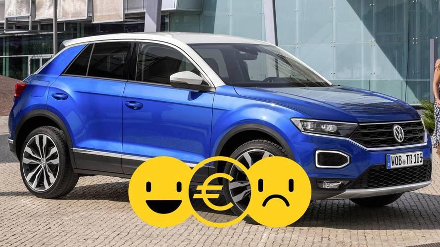 Promozione Volkswagen T-Roc, perché conviene e perché no