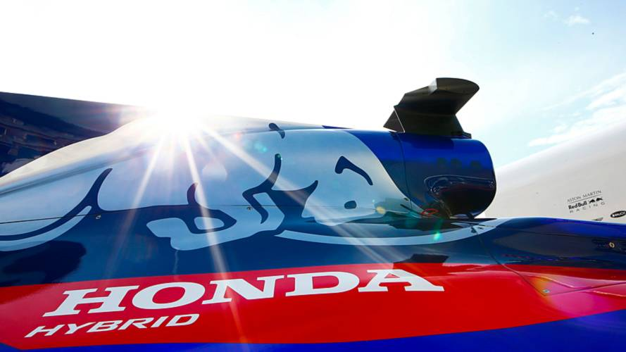 Red Bull confirm Honda switch