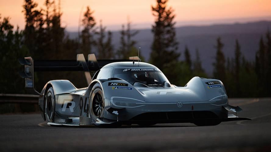 Volkswagen I.D. R Pikes Peak ortaya çıktı