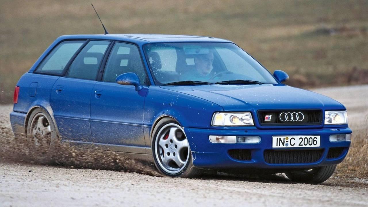 Audi RS 2 Avant (1994)