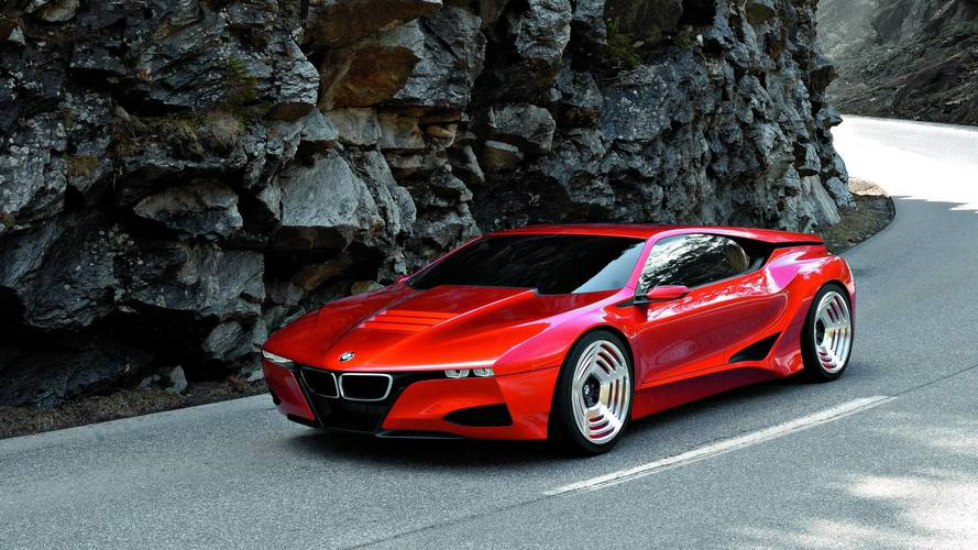 BMW Designer Not Ruling Out Supercar
