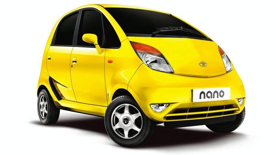 #TBT Motor1.com - Que fim levou o Tata Nano, o carro mais barato do mundo?