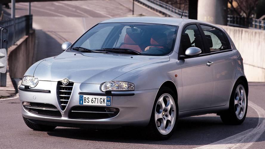 Alfa Romeo 147, le foto storiche