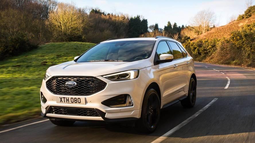 Ford, ST SUV'leri Avrupa'ya göndermeyecek