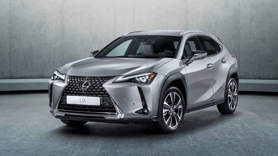 Lexus UX, una nuova dimensione di crossover al Salone di Ginevra