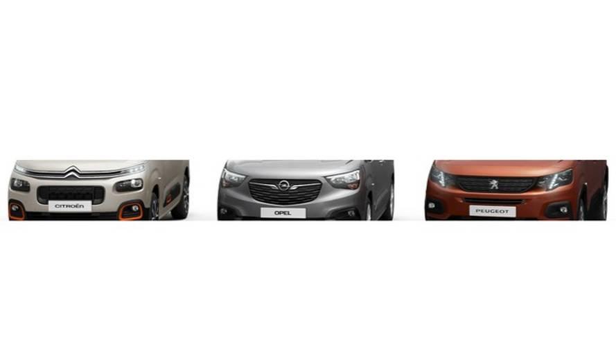 PSA dévoile le regard des prochains ludospaces Citroën, Peugeot et Opel