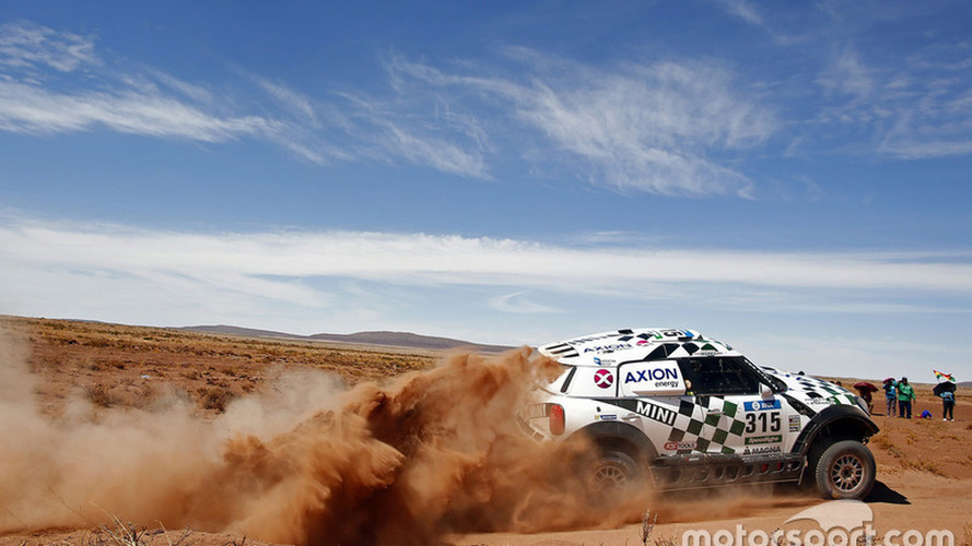 Dakar Cars, Stage 12: Hirvonen takes maiden stage win