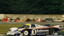 #3 Rothmans Porsche Porsche 956: Vern Schuppan, Al Holbert, Hurley Haywood